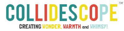 Collidescope – Creating Wonder, Warmth and Whimsy! Logo